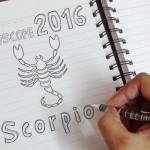 توقعات برج العقرب 2016