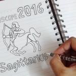 توقعات برج القوس 2016