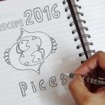 توقعات برج الحوت 2016
