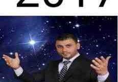 توقعات الابراج 2017 مع الفلكي ثابت الحسن